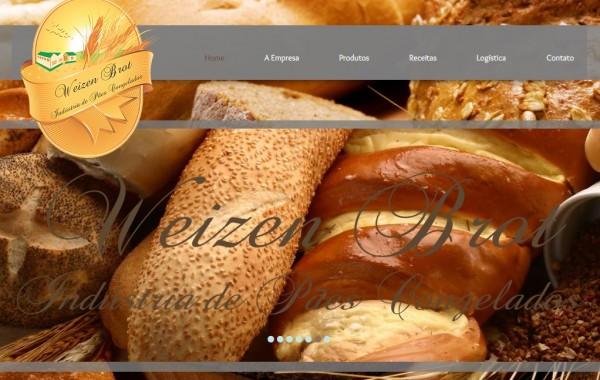Weizen Brot