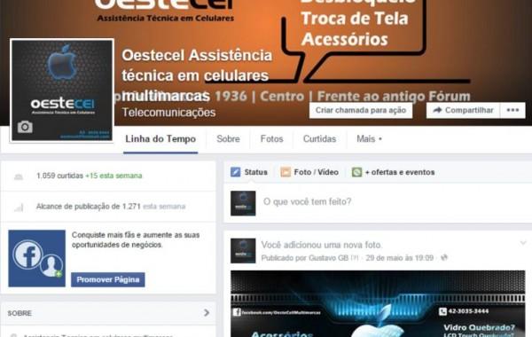 Facebook Oestecel